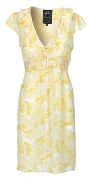 Edith & Ella - Silk dress - SS12-4568-203