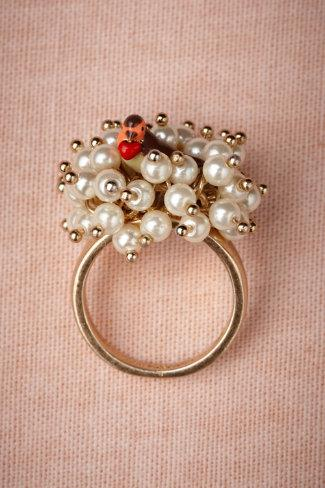Dulcet Notes Ring in EXPLORE Stories Meet the Designers Les Néréides at BHLDN