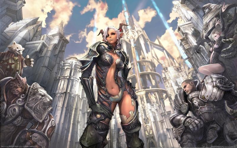 video games,horns video games horns fantasy art armor short hair tera 2560x1600 wallpaper – video games,horns video games horns fantasy art armor short hair tera 2560x1600 wallpaper – Armored Wallpaper – Desktop Wallpaper
