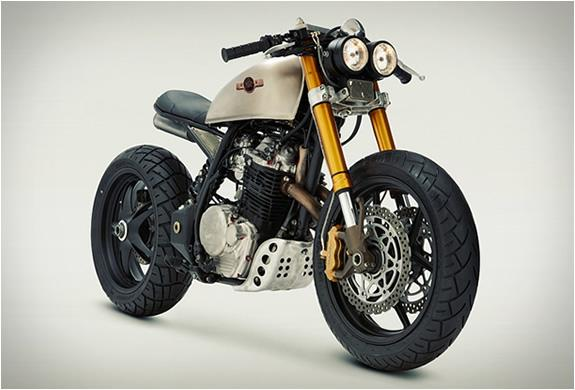 HONDA KT600 | BY CLASSIFIED MOTO