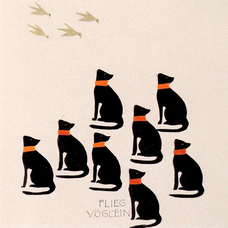 Koloman Moser - 1904 - Picture Book | Flickr - Photo Sharing!