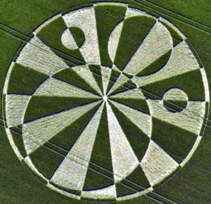Celtic Gardens Crop Circles