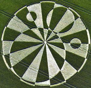 Celtic Gardens Crop Circles