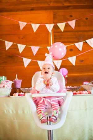 Pink and Green Lollipop Theme Birthday Party | Newlyweds and Nesting: Elizabeth Anne Designs Living: A Food, Lifestyle, and Craft Blog