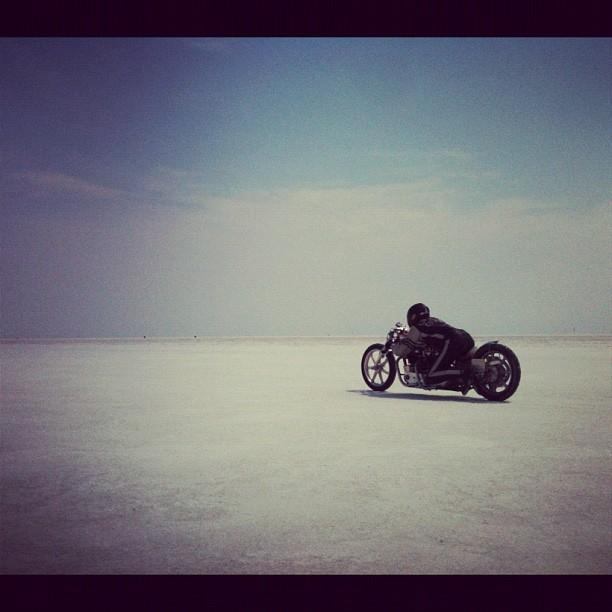 Moto-Mucci: BONNEVILLE 2012: Photo Drop #1: #GetSalty