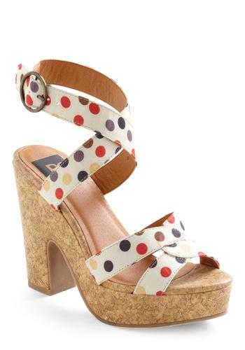 BC Shoes Candy Glam Heel | Mod Retro Vintage Heels | ModCloth.com