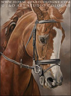 Original Paintings of Horses - J&O Art Studio Cologne - Álbuns da web do Picasa