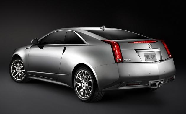 Officially Official: 2011 Cadillac CTS Coupe debuts