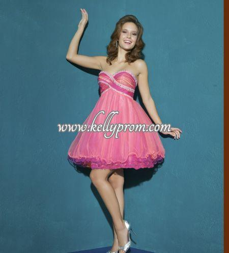 Discount Babydoll Prom Dresses - Style 4225B - $259.00
