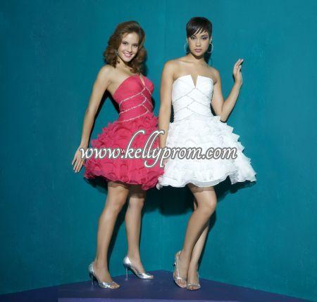 Discount Babydoll Prom Dresses - Style 5350B - $263.00