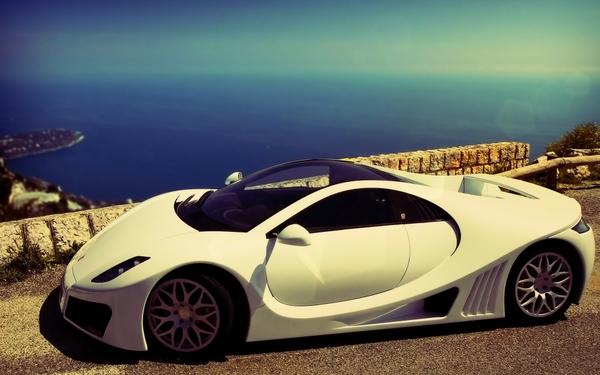 ocean,GTA Spano ocean gta spano supercars depth of field 1920x1200 wallpaper – Fields Wallpapers – Free Desktop Wallpapers