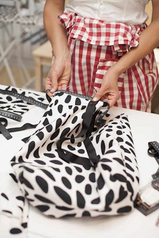 Sy din egen gymveske | Tekstileriet | LIVET HJEMME