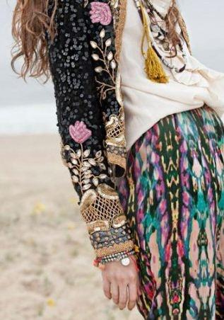 All the smaller Details / boho love.