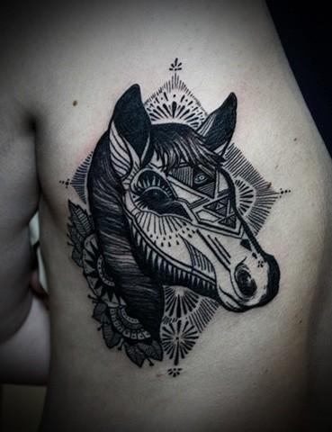 Tattoos / David Hale