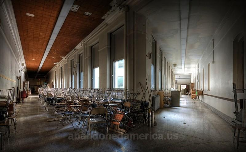 Slater High School - Matthew Christopher Murray's abandoned america