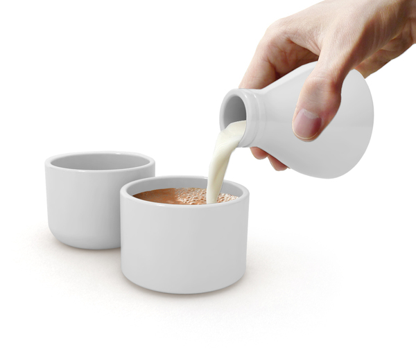 Tea for Two :: Industrial Design Served