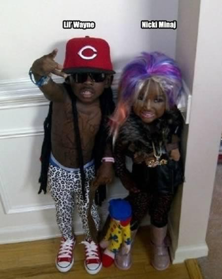 12 Questionable Costumes Parents Dressed Their Kids In - Oddee.com