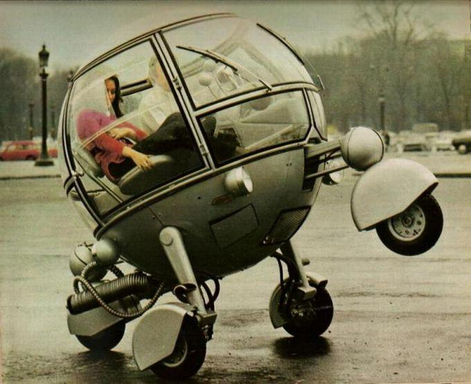 L'automodule 1970 – Strange Vehicle - Do While