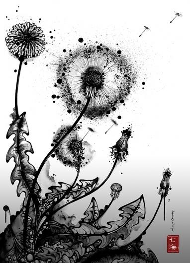 Nanami Cowdroy Art — Designspiration
