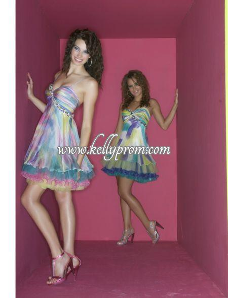 Discount Babydoll Prom Dresses - Style 78073B - $237.24