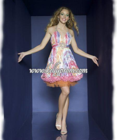 Discount Babydoll Prom Dresses - Style 78225B - $258.24