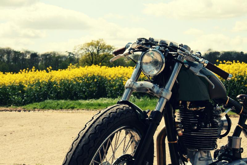 The Pup by Old Empire Motorcycles | Silodrome