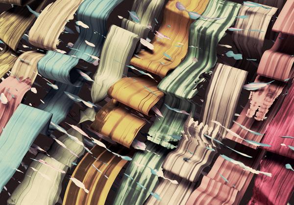 Patterns and Illustrations | Santtu Mustonen