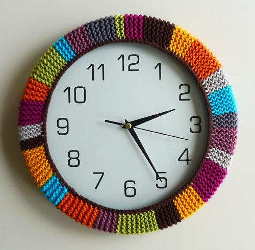 Retrobaby: Colorful Clockwork