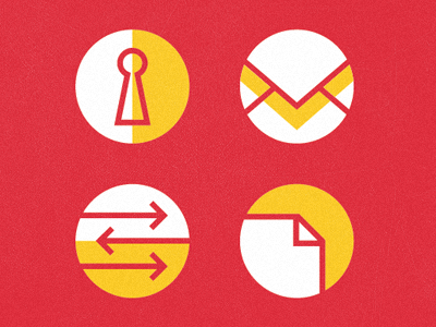 C Tech : Icons by Scott Hill
