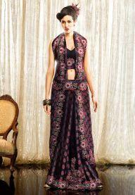 Designer sarees at Jabong.com by Manish Malhotra, Satya Paul, Sahi - 3mik.com