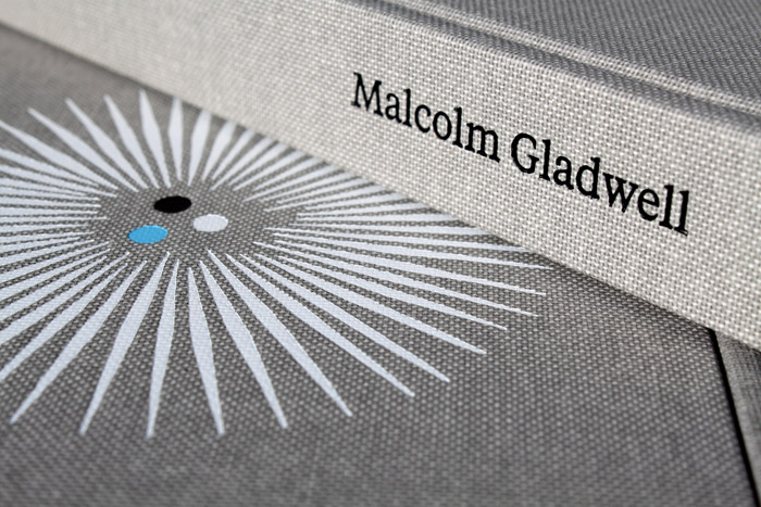 Malcolm Gladwell: Collected - TheDieline.com - Package Design Blog