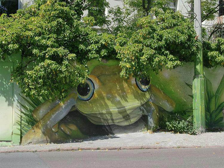 The Best of Street Art, August 2012 » Design You Trust – Design Blog and Community