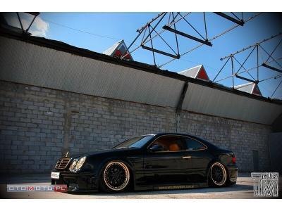Oferta - Mercedes-Benz S 320 - Zamienie za S klase w dieslu CLK jedyne w europie zbudowane od podstaw w 2011 musze zamieni? ze wzgledu na powi?kszenie rodziny :-)