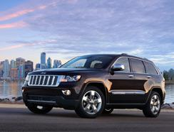 2012 Grand Cherokee | World Class Luxury 4x4 SUV | Jeep.com
