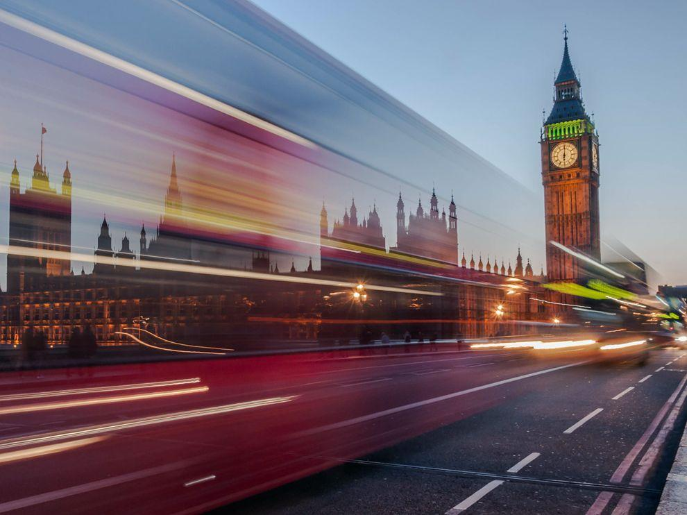 Big Ben Picture -- London Wallpaper -- National Geographic Photo of the Day