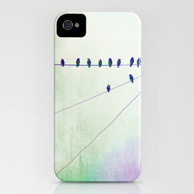 Online Friends iPhone Case by Ally Coxon | Society6
