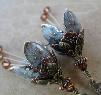 Flora Art Jewelry: Victorian/Antique Inspirations