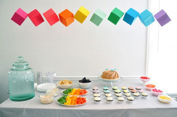 annillygreen-rainbow-party-dessert-table-Modern-Party-Ideas.jpg 600×398 Pixel