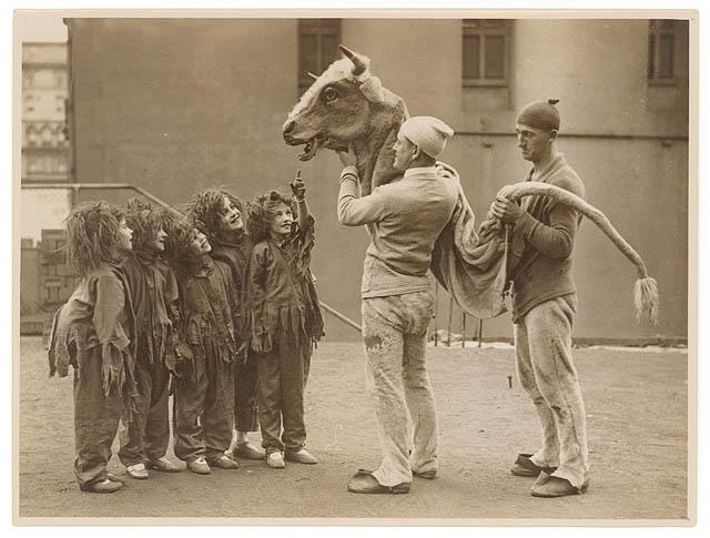 All sizes | Child performers, c. 1920s-30s / by Sam Hood | Flickr - Photo Sharing!