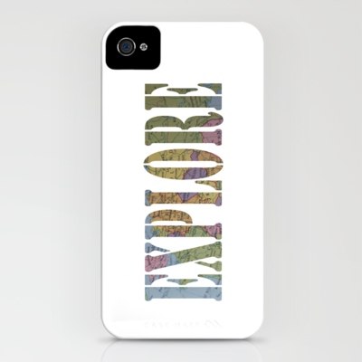 Explore iPhone Case by Ally Coxon | Society6