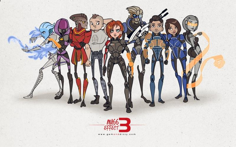 video games,team video games team mass effect artwork mass effect 3 garrus vakarian tali zorah liara tsoni femshep c – video games,team video games team mass effect artwork mass effect 3 garrus vakarian tali zorah liara tsoni femshep c – Mass Effect Wallpaper – Desktop Wallpaper