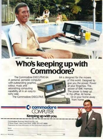 Found in Mom's Basement: Vintage Technology-Related Advertising