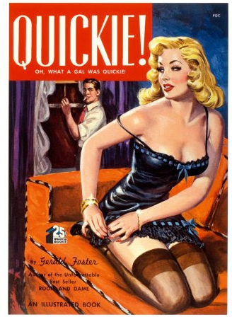 Found in Mom's Basement: Racy Vintage Advertising