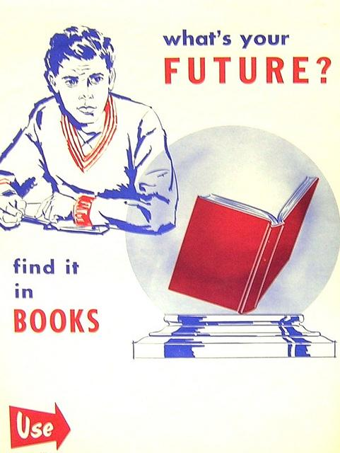 All sizes | RETRO POSTER - What's in Your Future? | Flickr - Photo Sharing!
