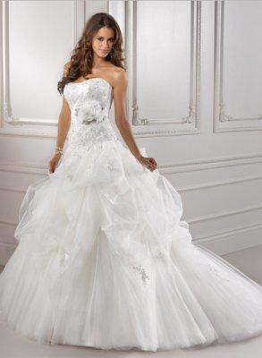 Maggie Sottero Celine [sayyesbridalAA01310] - $298.20 : Discounted Designer Wedding Dresses and Prom Dresses at www.monballybridal.com
