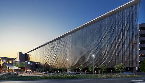 Building in Motion at Brisbane Airport — Lost At E Minor: For creative people