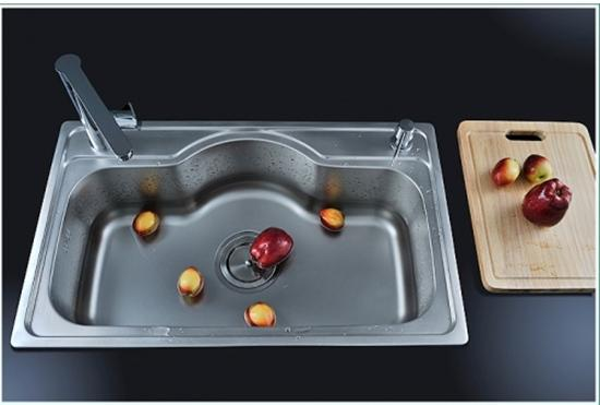 Stainless Steel One Bowl Kitchen Sink– FaucetSuperDeal.com