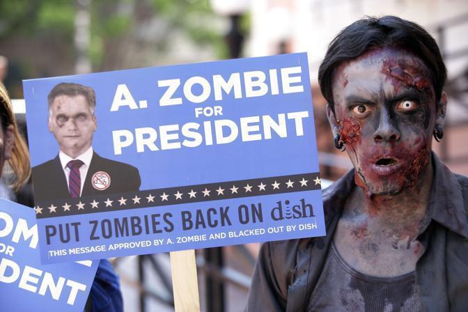 Zombie di tutto il mondo unitevi