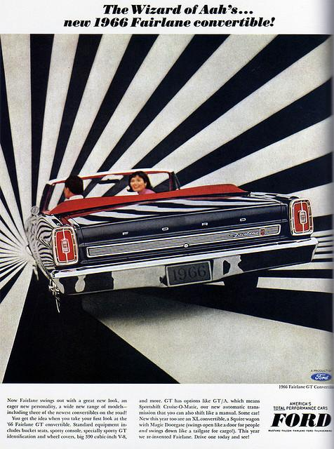 Print Ad Designs Through the Decades: The '60s | Pixel 77