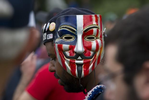 Foto Tampa, Isaac non ferma la protesta anti-repubblicana - 1 di 17 - Repubblica.it